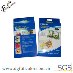 High Glossy Photo Paper 230GSM A4 Photo Paper pictures & photos