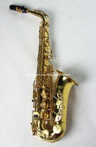 Alto Saxophone/ Green Color 82z Saxophone (AS-Y82) pictures & photos