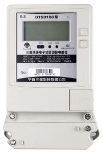 Three-Phase Four-Wire Multi-Function Static Meter (DTSD188 B1)