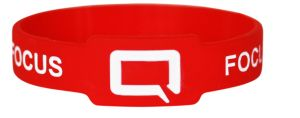Silicone Wristband (HS-B7)