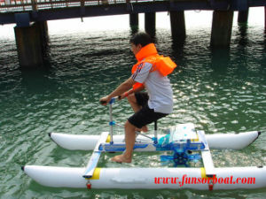 New Model Water Bicycle (1, 2, 3 persons) pictures & photos
