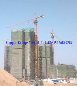 Hongda Excellent Quality Tower Crane Tc4808 pictures & photos