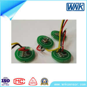 Low Cost 0.5V-4.5V I2c 4-20mA Ceramic Capacitive Pressure Transmitter pictures & photos