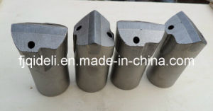 Chisel Bit and Cross Bit for Rock Drill Machine Mining and Tunneling pictures & photos