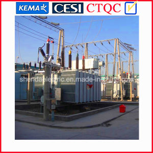 Power Transformer with Oil-Immersed Low-Loss Transformer