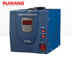 5kVA 50Hz AC Home Using Single Phase Digital Display Automatic Voltage Regulator pictures & photos