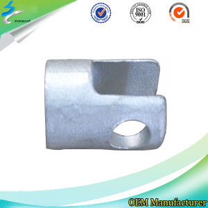 Precision Casting Carbon Steel Coupling for Instrument Hardware pictures & photos