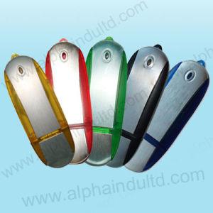 Classy Aluminum USB Flash Drive (ALP-005U) pictures & photos