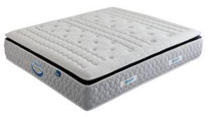King Luxury Soft Foam 3 Zone Pocket Coil Mattress (WL203)