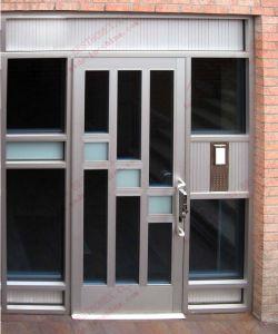 Eletrical Aluminium Casement Door (BHA-DK13) pictures & photos