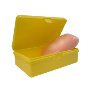 Soap Container for Camping, Available in Yellow