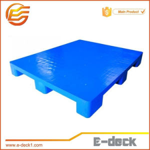 Flat HDPE Material Durable Cheap Plastic Pallet