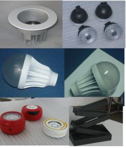 Prototype Making for LED Lamp pictures & photos