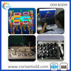 Parts ABS S136h Injection Plastic Mold Private Mold Design pictures & photos