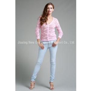 Women′s Sweater Sw100 Wool/Polyamide