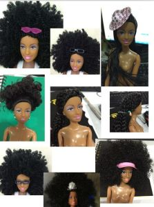 11.5 Inch Jointed Black Fashion Girl Dolls, Black Dolls pictures & photos