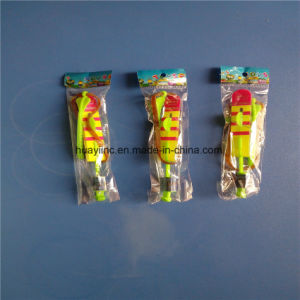 LED Copters Flash Rocket Flyer Kids Toy Fluorescent Wings Wholesale pictures & photos