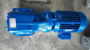 K Helical Motor Reducer Gearbox Gearmotor pictures & photos