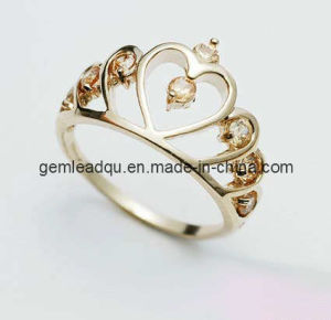 925 Sterling Silver Ring/ Queen Rings Designs