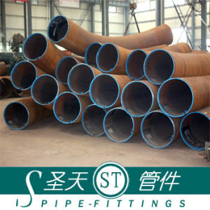 20# Q235 Pipe Bend pictures & photos