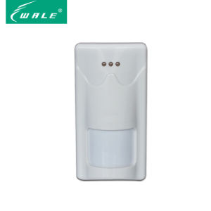 Wired Infrared Passive PIR Motion Sensor with 110 Degree pictures & photos