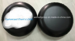 PVC Inflatable Hockey Puck with Hanger (CPCQ-008) pictures & photos