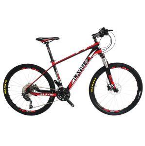 Bicycle Manufacturer 27-Speed Shimano Altus Carbon Fiber Mountain Bike Cycle pictures & photos