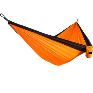 210t Parachute Nylon Double Size Camping Hammock pictures & photos
