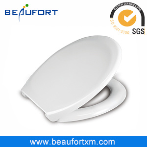 Duroplast Bathroom Toilet with Quick Release and Soft Close