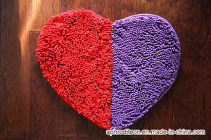 Customized Size&Color Microfiber Chenille Rug with High Quality pictures & photos