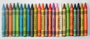 Wax Crayons (7007)