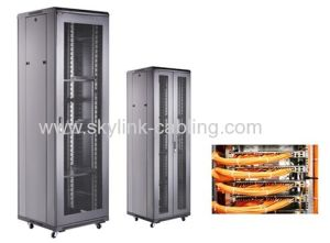 Floor Stand Network Cabinet- Home Network Cabinet-Metal Cabinet pictures & photos