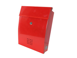 2016 Mailbox Letterbox Postbox with Colorful Look pictures & photos