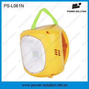 Power Solution 4500mAh 6V Small Camping LED Lantern with Phone Charger pictures & photos