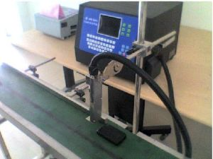 Inkjet Printer for Plastic Pipe pictures & photos