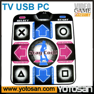 32 / 16 Bit Dancing Mat Pad for PC TV with 2GB TF Card