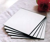 1.8mm, 2.0mm Frameless Aluminum Mirror Sheet with ISO9001 and CE