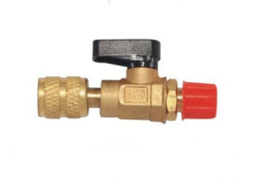 Filling Ball Valve Air Conditioner Valve