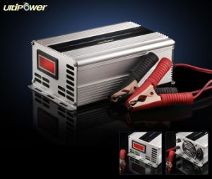 Ultipower 48V 18A Automatic Heavy Load Lead Acid Battery Charger (HL Display Mode)