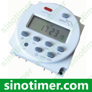 Digital Feeder Timer With Second Control (TM-618S)
