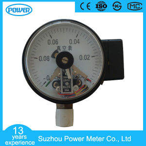 150mm Bottom Full Stainless Steel Electric Contact Pressure Gauge pictures & photos