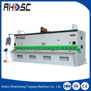 8X2500mm Siemens Motor Hydraulic Cutting Machine pictures & photos