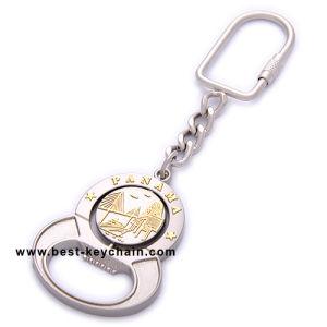 Promotion Custom Logo Metal Souvenir Gift Keychain (BK52463) pictures & photos