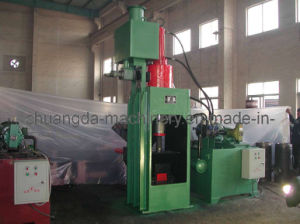 Hydraulic Metal Chips Briquetting Press Machine (SBJ2000A) pictures & photos