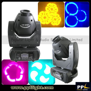 Mini Moving Head 60W LED Spot Light with 3-Faces Prism pictures & photos