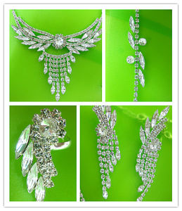 Wedding Jewelry Necklace Set (YCN0080)