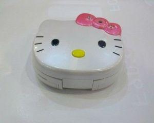 Kids Hello Kitty Cartoon Mobile Phone (F198)
