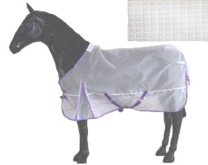 New Pattern Mesh White Fly Sheet (SMR3256) pictures & photos