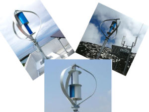 Vertical Wind Generator (Wind Energy 200W-10KW) pictures & photos