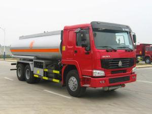 3 Axles Chemical Liquid Transport Tank Semi-Trailer pictures & photos